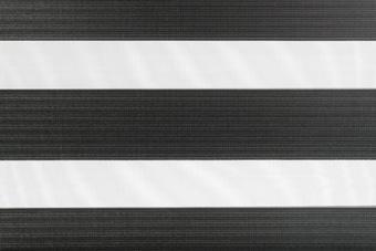 BH-1718 Plissé zwart (XL Banen)